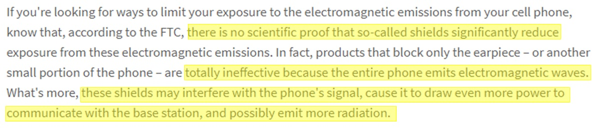 There is no scientific evidence or theory that supports the claim that anti radiation mobile chips work.