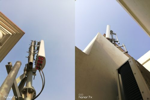 Radiation risks from cell tower on your building roof