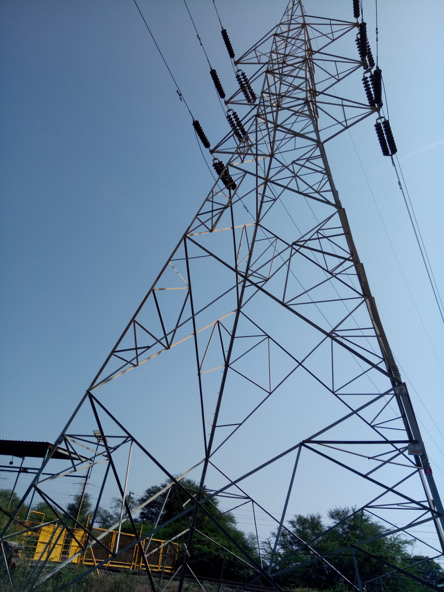 Living near high voltage power lines. What is the risk?