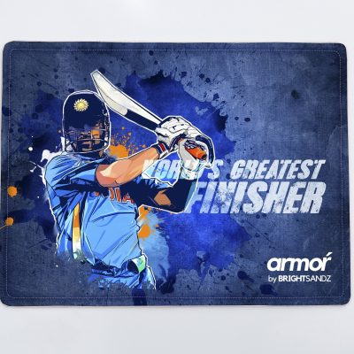 Armoŕ Laptop EMF Radiation & Heat Shield - Gods of Cricket series